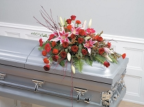 Casket Tribute
