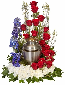 Gracious Urn Arrangement