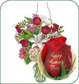 Romance Bouquet - Happy Mother's Day